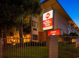 Best Western PLUS Inn of Hayward, hotel near Oakland Coliseum, Hayward