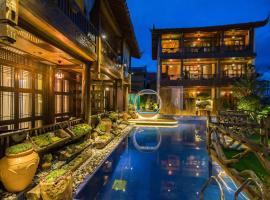 Lijiang Xiruoru Boutique Hotel, hotel in Lijiang