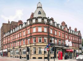 Mercure Doncaster Centre Danum Hotel, hotel near Doncaster Sheffield Airport - DSA, Doncaster