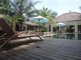 Casus Dream Hotel, hotel in Gili Trawangan