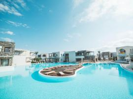 Ostria Resort & Spa, hotel with pools in Ierápetra