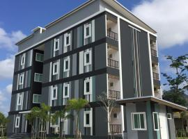 Living at Sphere Apartment, serviced apartment in Ao Nang Beach