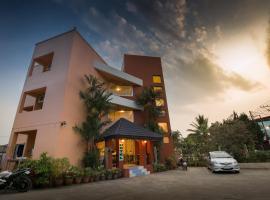 Baansilp Hotel, hotel en Chiang Rai