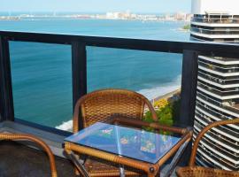 Flats Mar Atlântico Residence, hotel in Fortaleza