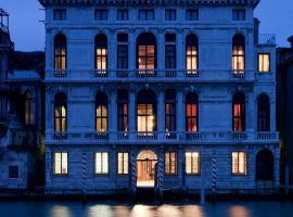 Foresteria Levi, budget hotel in Venice