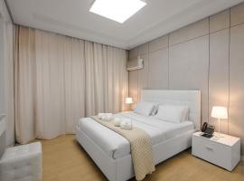 Elite Apart-Hotel, отель в городе Нур-Султан
