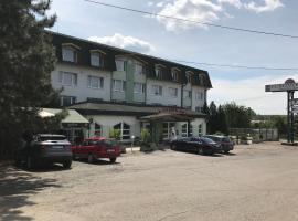 Euromotel, hotel v destinaci Rimavská Sobota