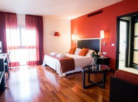 Plaza Hotel Catania, viešbutis Katanijoje