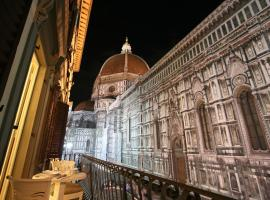 Granduomo Charming Accomodation, serviced apartment in Florence