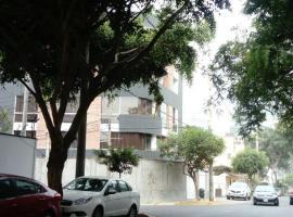 Laelia Miraflores, pet-friendly hotel in Lima