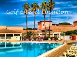 Golf Esterel Location, hotel near Valescure Golf Club, Saint-Raphaël
