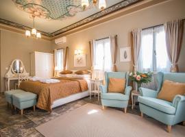 Symi Nautilus Luxury Suites, hotel in Symi