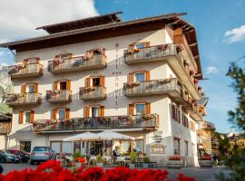 Hotel Aquila, hôtel à Cortina d'Ampezzo