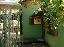 chale ponta negra paraty, hotel near Antigos Beach, Paraty