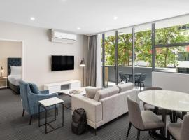 Meriton Suites Waterloo, hotel in Sydney