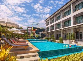 Aonang Viva Resort, hotel in Ao Nang Beach