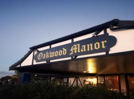Oakwood Manor Motor Lodge, hotel near Auckland Airport - AKL,