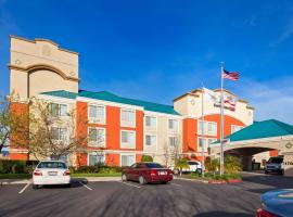 Best Western Airport Inn & Suites Oakland, hotel near Oakland International Airport - OAK, Oakland