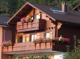 Appartements 5 Personnes MAYA et LOUNA, self catering accommodation in Xonrupt-Longemer