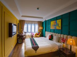 Sapa Clover Hotel, отель в городе Шапа