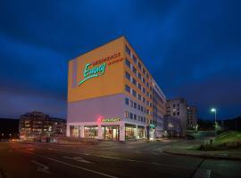 Rezidence Emmy – hotel w pobliżu miejsca Centrum handlowe Chodov w Pradze