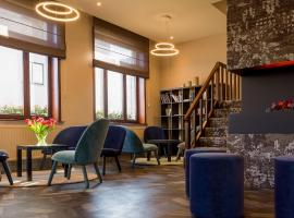 Hotel Olympia, pet-friendly hotel in Bruges