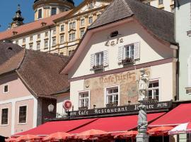 Madar Café Restaurant zum Fürsten, inn in Melk