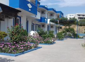 Maritsa, pet-friendly hotel in Kefalos