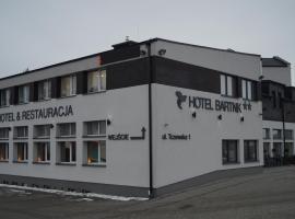 Hotel Bartnik – hotel w mieście Pszczółki