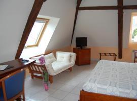 Appart'hôtel La Suze sur Sarthe, gîte à La Suze-sur-Sarthe
