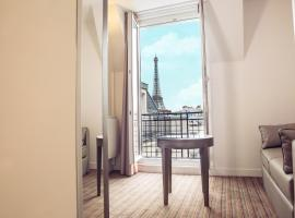 Timhotel Tour Eiffel, hotel near Eiffel Tower, Paris