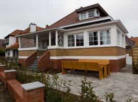 Villa Horizon, pet-friendly hotel in Koksijde