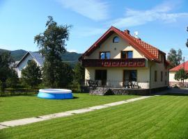 Apartmány Rajecká Dolina, hotel in Rajecké Teplice