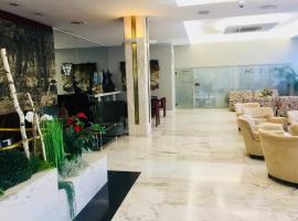 Budget Urpí Center, hotel a Sabadell