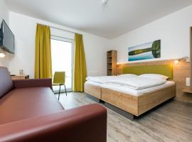 Cleverhotel, hotel Herzogenburgban