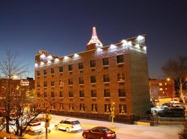 Louvre Hotel NYC, hotel near Aqueduct Racetrack, Queens
