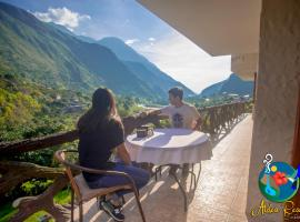 Aldea Real Eco Friendly, hotel in Baños