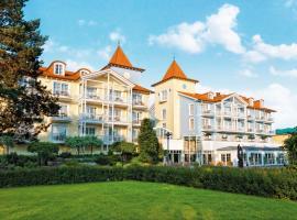 Hotel Kleine Strandburg, hotel in Zinnowitz
