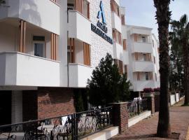 Azuu Boutique Hotel, hotel near Antalya Airport - AYT, Antalya