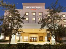 Springhill Suites by Marriott West Palm Beach I-95, hotel in West Palm Beach