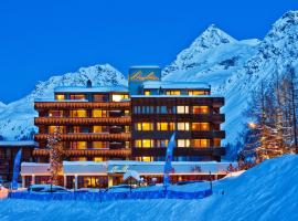 Arosa Kulm Hotel & Alpin Spa, отель в Арозе