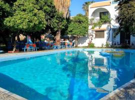 Oasis Hotel Bungalows Rhodes- All Inclusive, hotel in Afantou