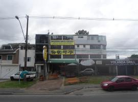 EGF apartamentos, apartment in Curitiba