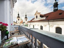Royal Road Residence, Ferienwohnung in Prag