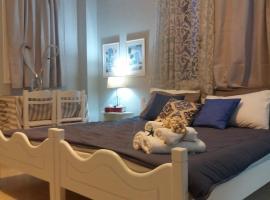 Ammos Apartments, pet-friendly hotel in Ierápetra