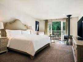 Mill Valley Inn, hotel in Mill Valley