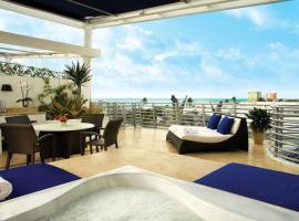 SoBe Ocean Drive Suites, apartamento em Miami Beach