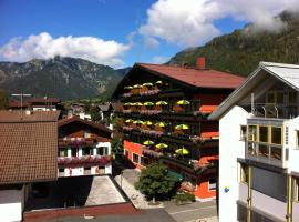 Hotel Tiroler Adler Bed & Breakfast, Hotel in Waidring