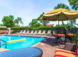 Tropical Beach Resorts - Sarasota, boutique hotel in Sarasota