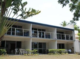 Whitehaven Beachfront Holiday Units, hotel in Airlie Beach